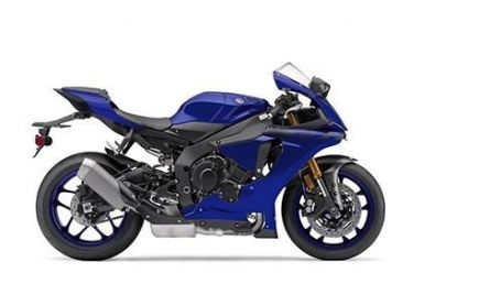 New Yamaha YZF R1